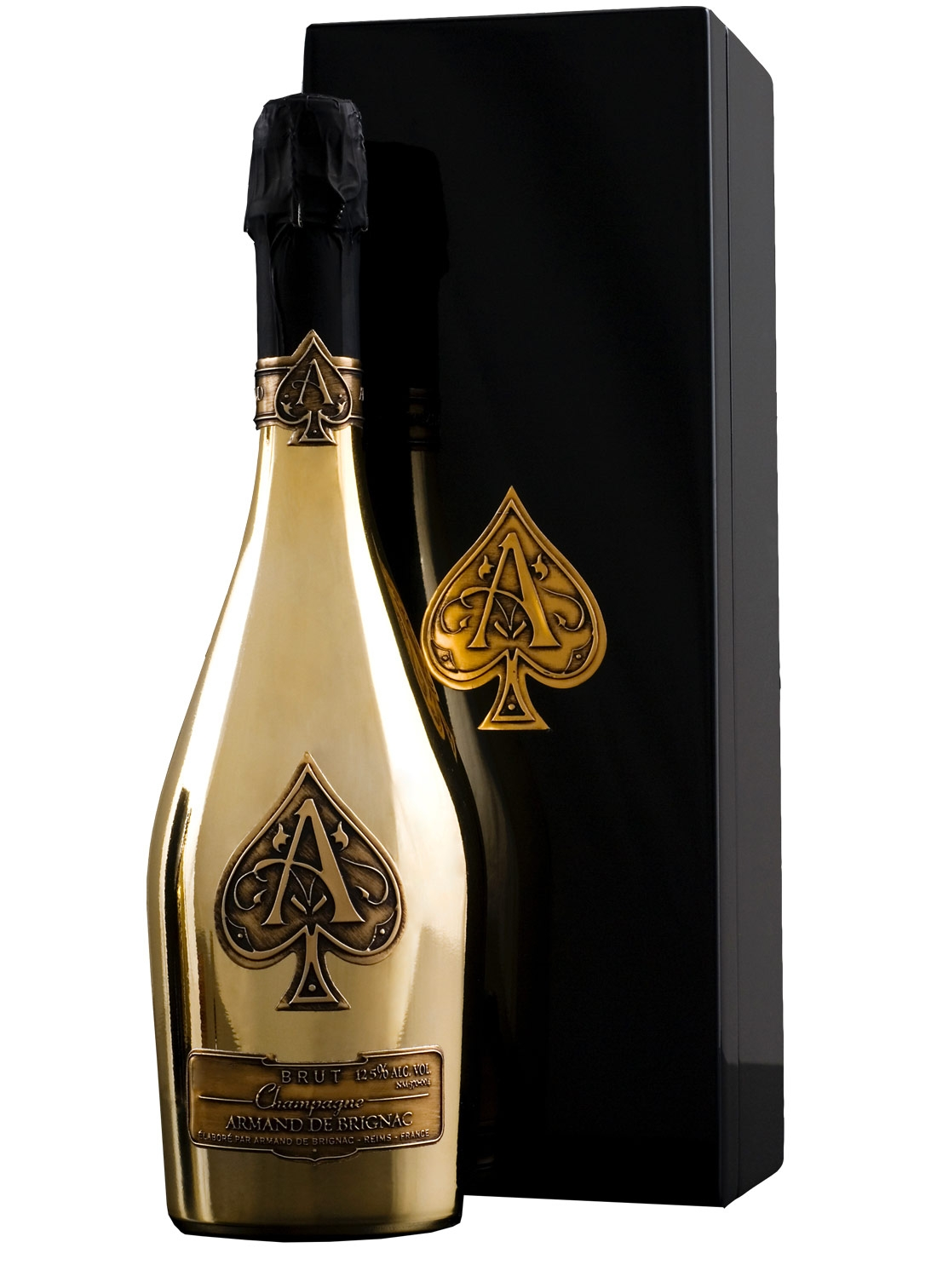 armand de brignac gold ace of spades champagne gift boxed free delivery. Black Bedroom Furniture Sets. Home Design Ideas