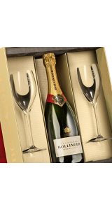 Bollinger Special Cuvee Gift Pack with glasses