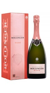 Bollinger Rose Champagne with Gift Box