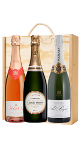The Champagne Trio Gift Set