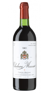 Chateau Musar 1961