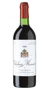 Chateau Musar 1986