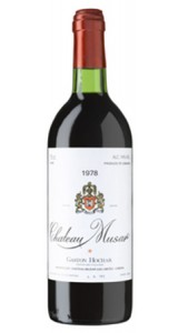 Chateau Musar 1978