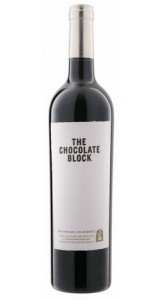 The Chocolate Block Red Wine 75cl