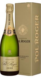 Pol Roger Blanc de Blanc in Gift Box