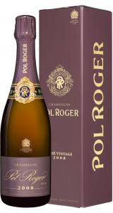 Pol Roger Vintage Rose in gift box