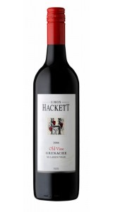 Simon Hackett Old Vine Grenache