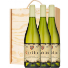 Chablis Triple Gift Set