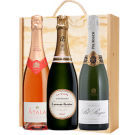 The Champagne Trio Gift Set