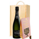 Champagne & Truffles gift pack