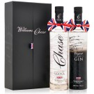 Williams Chase Duo Vodka and Gin Gift Set