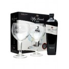 Fifty Pounds Gift Set With 2 Glasses