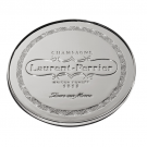 Laurent-Perrier Silver Coaster