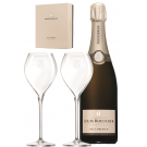 The Louis Roederer NV gift pack