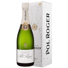 Pol Roger Bottle and Gift Box