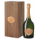 Laurent Perrier Rose in wooden gift box