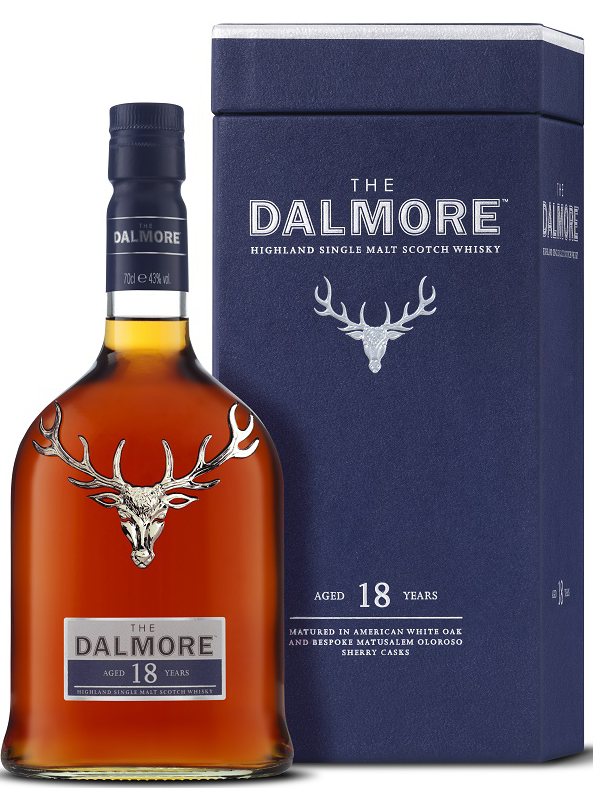 Dalmore 18 Year Old Whisky- Next Day Delivery