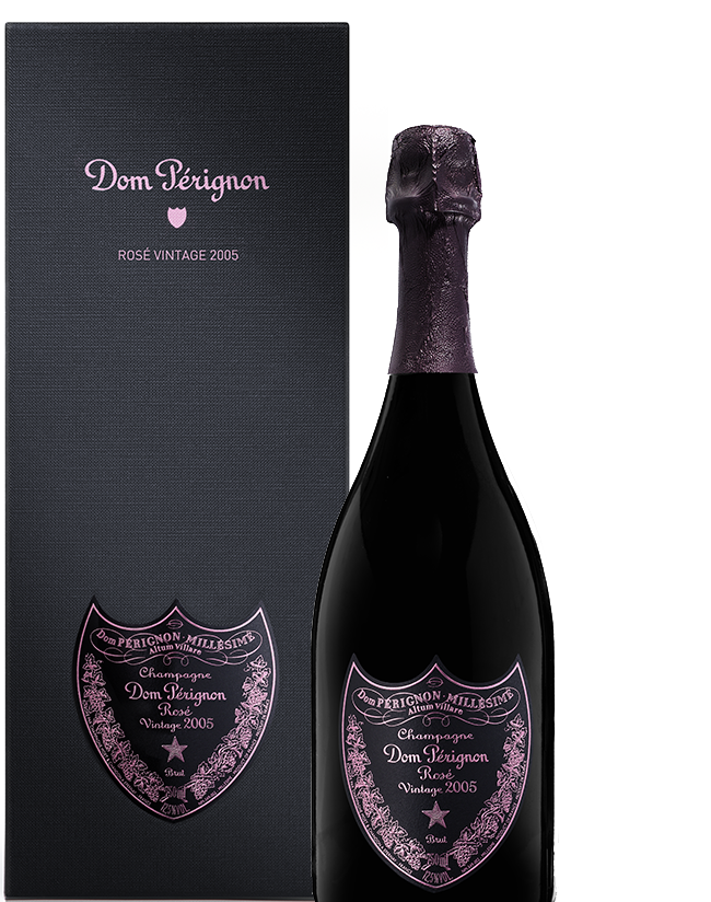 Dom Perignon Rose Champagne | Gift Boxed - Free Delivery