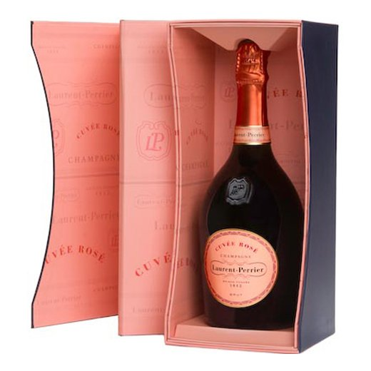laurent perrier rose champagne in gift box best price online