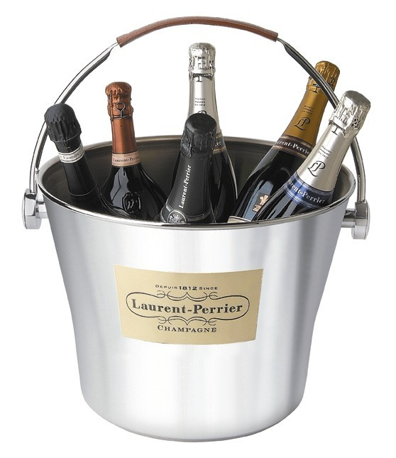 Laurent Perrier Large Champagne Gift Bowl Next Day Delivery