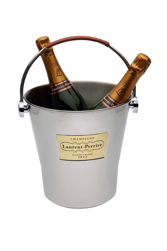 laurent perrier magnum ice bucket next day delivery. Black Bedroom Furniture Sets. Home Design Ideas