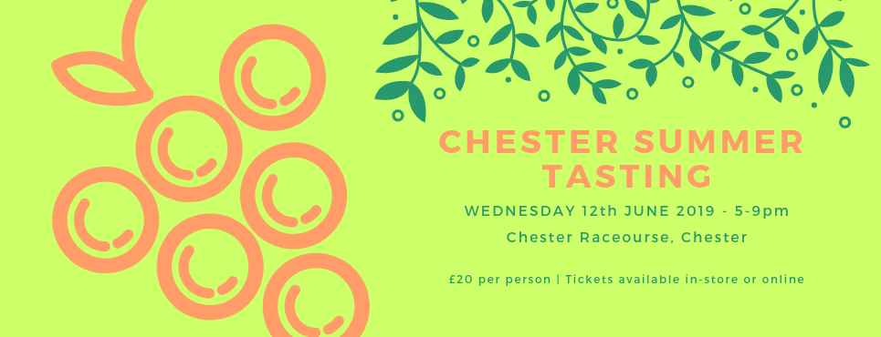 Chester Summer Tasting 12th June 2019