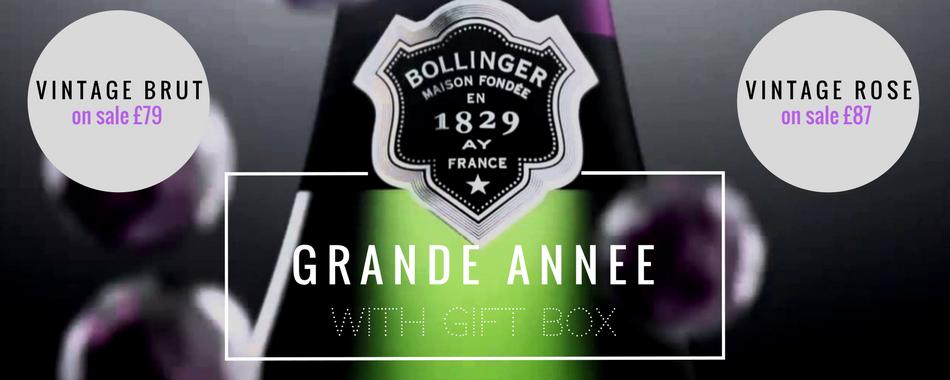 Bollinger Grande Annee