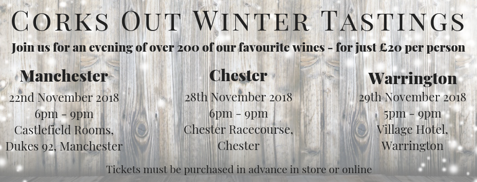 Winter Tastings