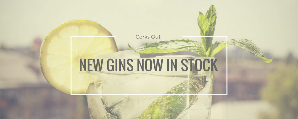 New gins now in stock