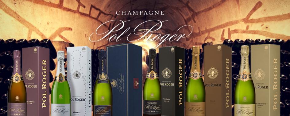 Pol Roger Champagnes