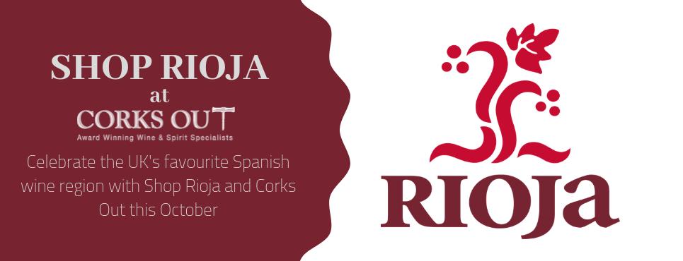 Shop Rioja at Corks Out