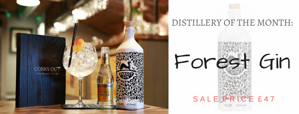 Forest Gin 10% Off This March