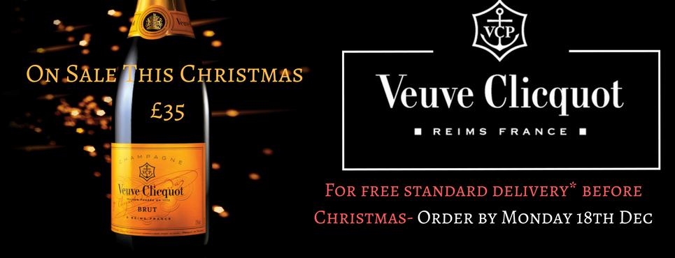 Veuve Clicquot Yellow Label On Sale