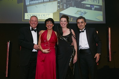 drinks retailing awards 2015