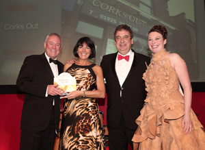 drinks retailing awards 2014