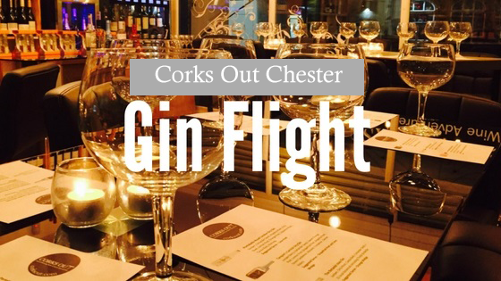 Gin Flight Chester