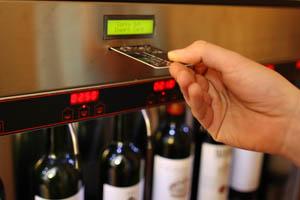 Wine Tasting Machines