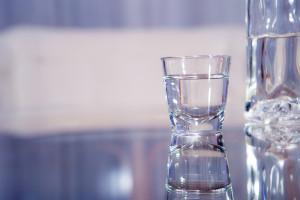 vodka-glass